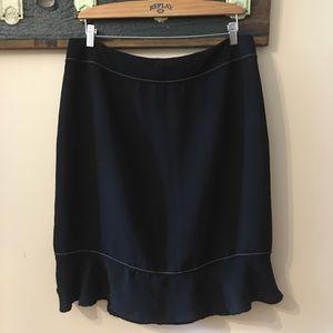 2/$25 Tradition Skirt with Small Ruffle Hem Sz 18